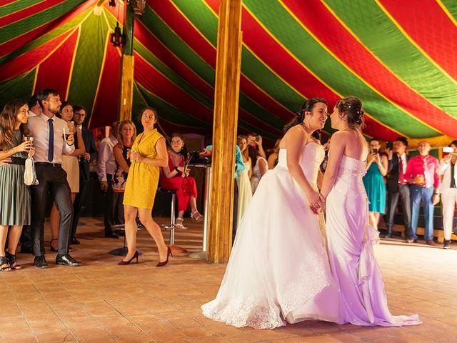 La boda de Susana y Mónica en Collado Villalba, Madrid 104