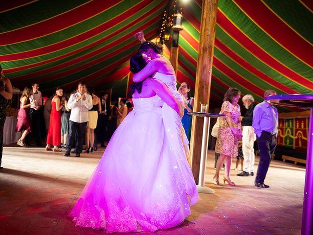 La boda de Susana y Mónica en Collado Villalba, Madrid 105