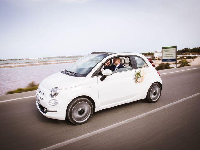 La boda de Fran y Maria en San Francisco Javier, Las Palmas 13