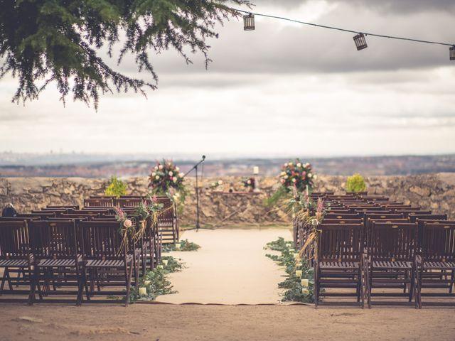 La boda de Yolanda y Alejandro en Torrelodones, Madrid 3
