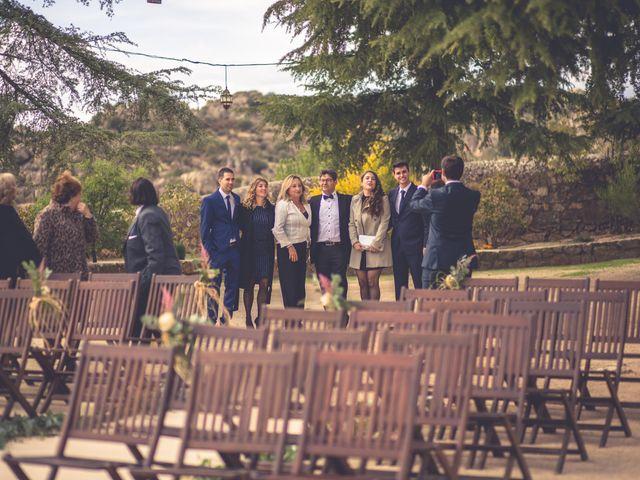 La boda de Yolanda y Alejandro en Torrelodones, Madrid 4