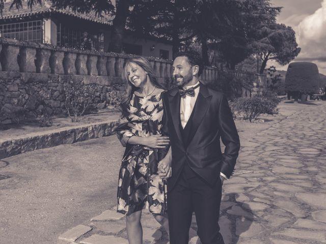 La boda de Yolanda y Alejandro en Torrelodones, Madrid 8