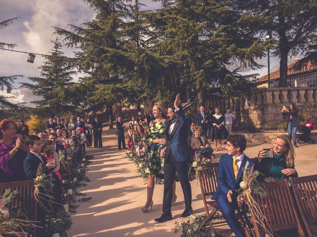 La boda de Yolanda y Alejandro en Torrelodones, Madrid 9