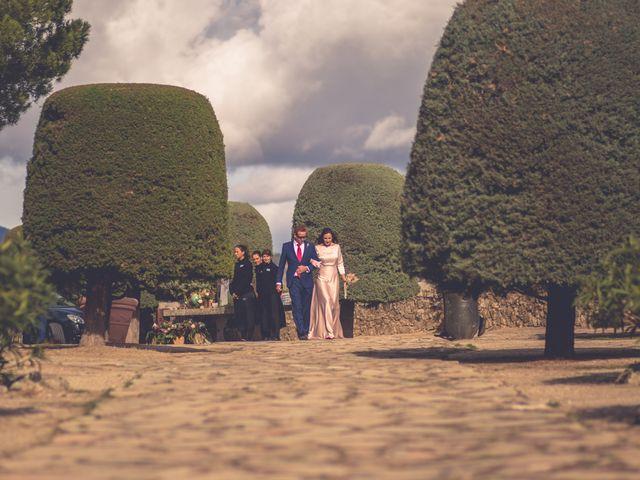 La boda de Yolanda y Alejandro en Torrelodones, Madrid 10
