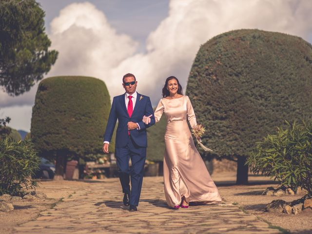 La boda de Yolanda y Alejandro en Torrelodones, Madrid 11