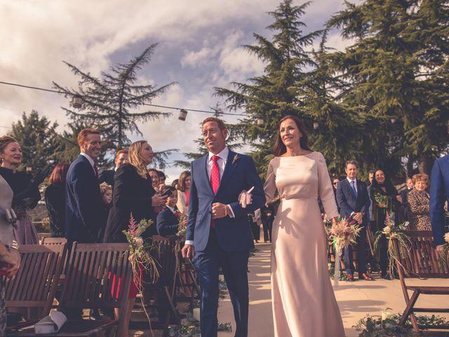 La boda de Yolanda y Alejandro en Torrelodones, Madrid 14