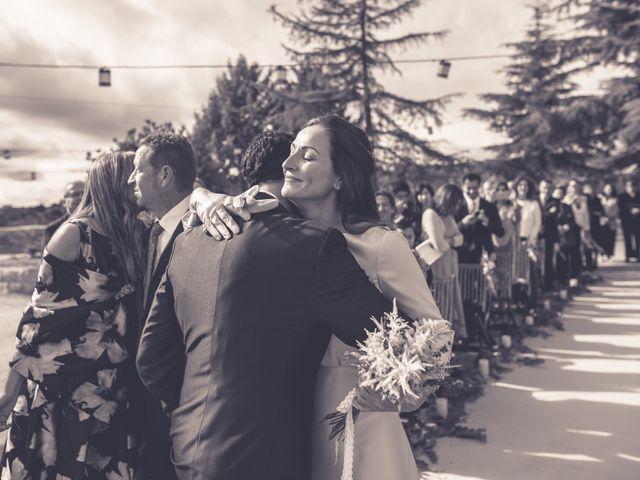 La boda de Yolanda y Alejandro en Torrelodones, Madrid 15