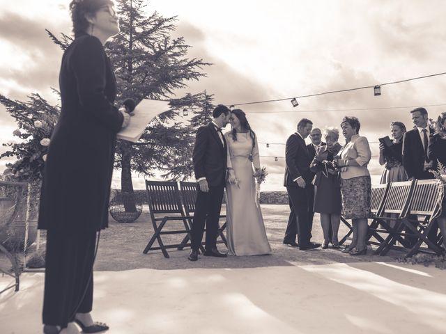 La boda de Yolanda y Alejandro en Torrelodones, Madrid 16