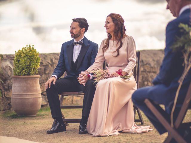 La boda de Yolanda y Alejandro en Torrelodones, Madrid 17