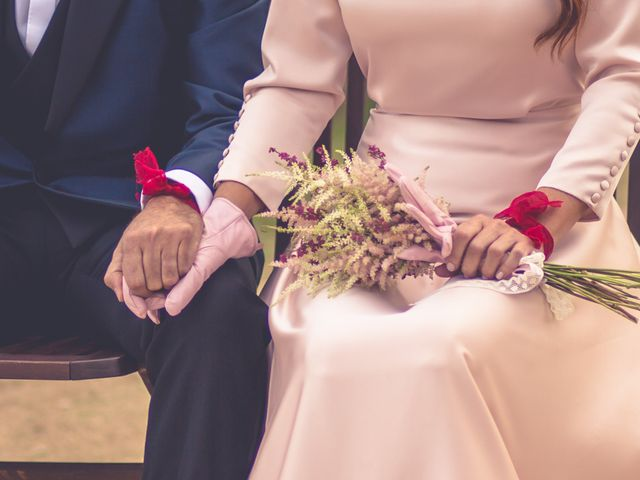 La boda de Yolanda y Alejandro en Torrelodones, Madrid 20