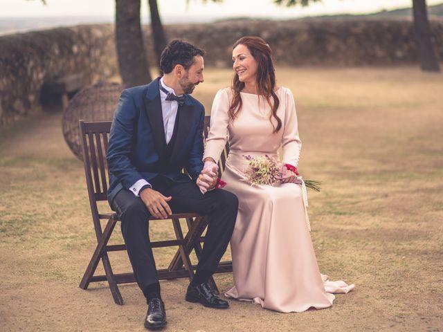 La boda de Yolanda y Alejandro en Torrelodones, Madrid 22