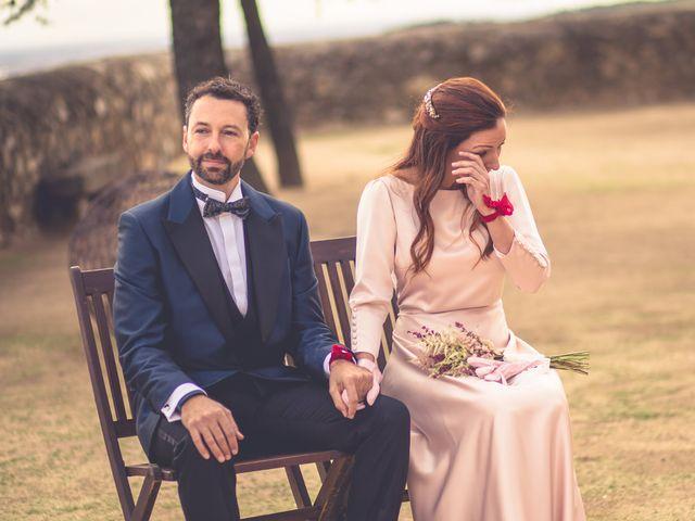 La boda de Yolanda y Alejandro en Torrelodones, Madrid 25