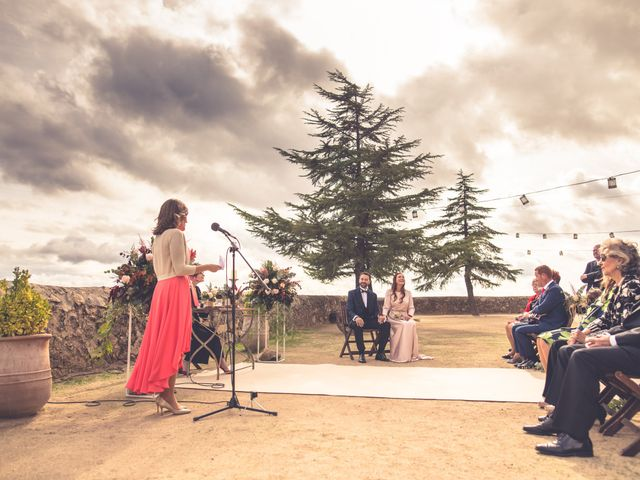 La boda de Yolanda y Alejandro en Torrelodones, Madrid 26