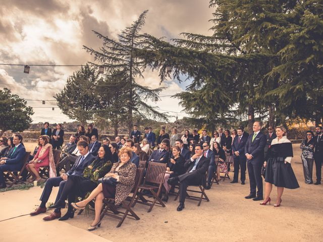 La boda de Yolanda y Alejandro en Torrelodones, Madrid 27