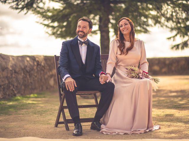 La boda de Yolanda y Alejandro en Torrelodones, Madrid 29
