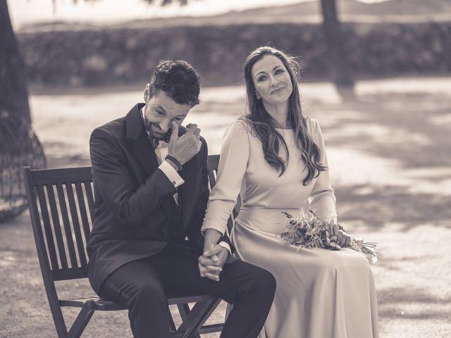 La boda de Yolanda y Alejandro en Torrelodones, Madrid 33