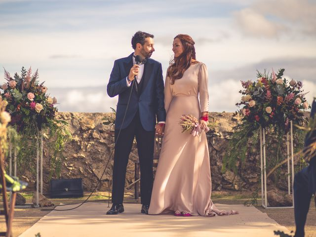 La boda de Yolanda y Alejandro en Torrelodones, Madrid 35