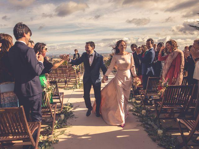 La boda de Yolanda y Alejandro en Torrelodones, Madrid 38