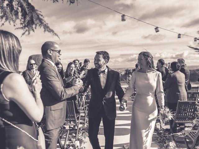 La boda de Yolanda y Alejandro en Torrelodones, Madrid 39