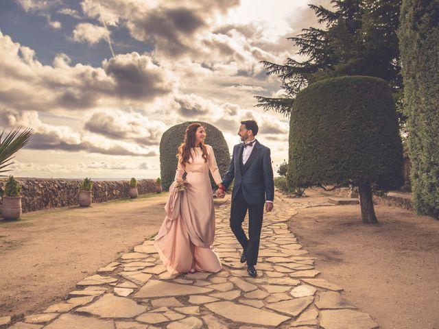 La boda de Yolanda y Alejandro en Torrelodones, Madrid 41