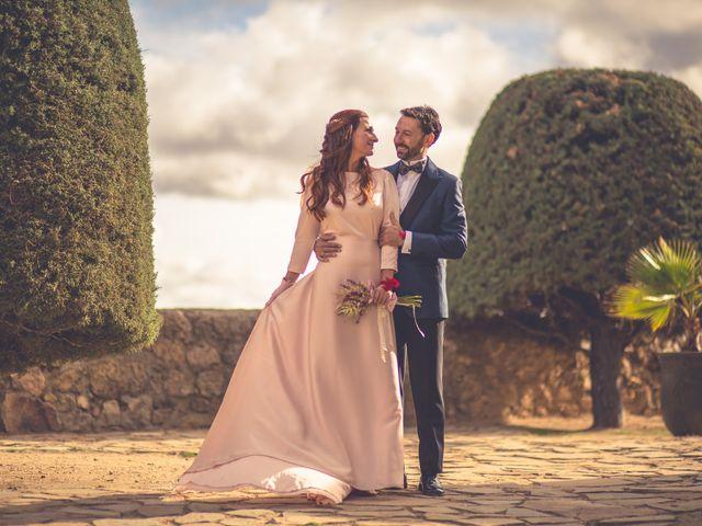 La boda de Yolanda y Alejandro en Torrelodones, Madrid 45