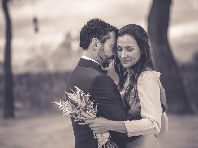 La boda de Yolanda y Alejandro en Torrelodones, Madrid 48