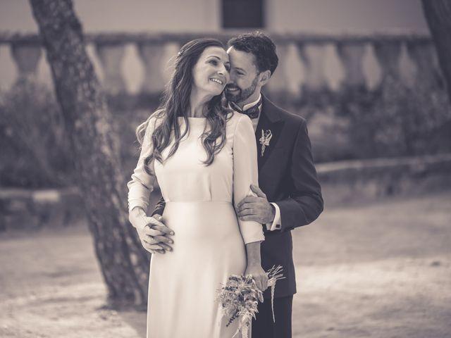 La boda de Yolanda y Alejandro en Torrelodones, Madrid 51