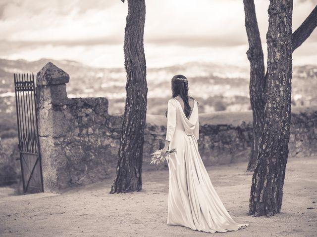 La boda de Yolanda y Alejandro en Torrelodones, Madrid 53