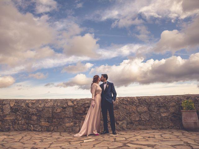 La boda de Yolanda y Alejandro en Torrelodones, Madrid 56