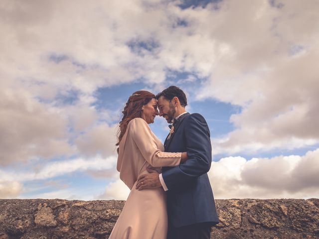 La boda de Yolanda y Alejandro en Torrelodones, Madrid 57