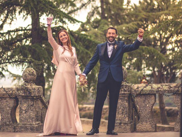 La boda de Yolanda y Alejandro en Torrelodones, Madrid 58