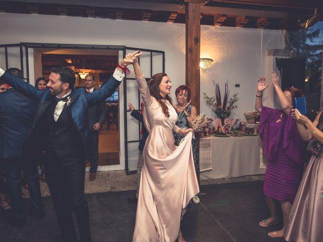 La boda de Yolanda y Alejandro en Torrelodones, Madrid 66