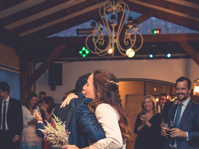 La boda de Yolanda y Alejandro en Torrelodones, Madrid 67
