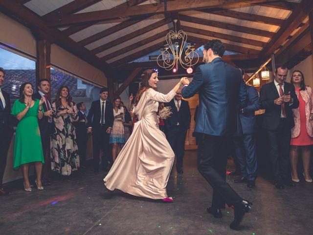 La boda de Yolanda y Alejandro en Torrelodones, Madrid 68