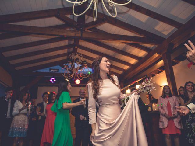 La boda de Yolanda y Alejandro en Torrelodones, Madrid 69