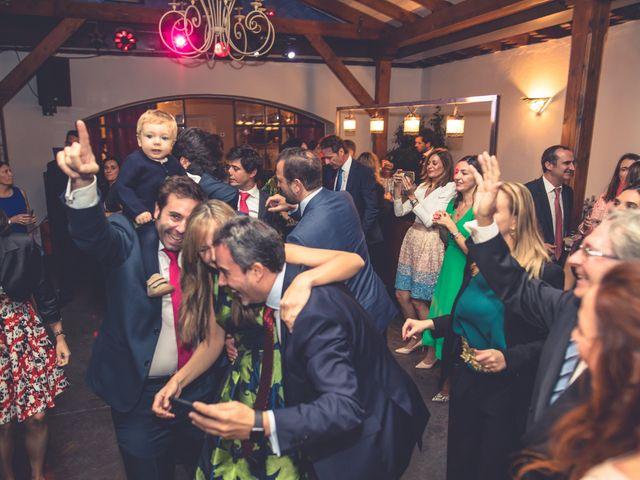 La boda de Yolanda y Alejandro en Torrelodones, Madrid 70