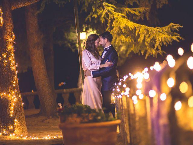 La boda de Yolanda y Alejandro en Torrelodones, Madrid 74