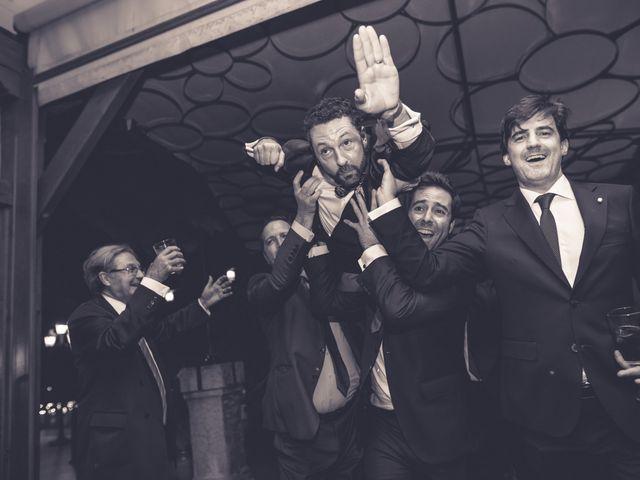 La boda de Yolanda y Alejandro en Torrelodones, Madrid 76