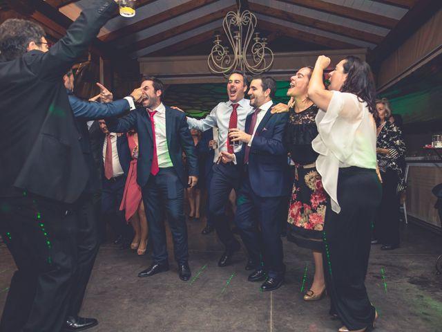 La boda de Yolanda y Alejandro en Torrelodones, Madrid 77