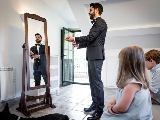 La boda de Silvia y Carlos en Santiago De Compostela, A Coruña 4
