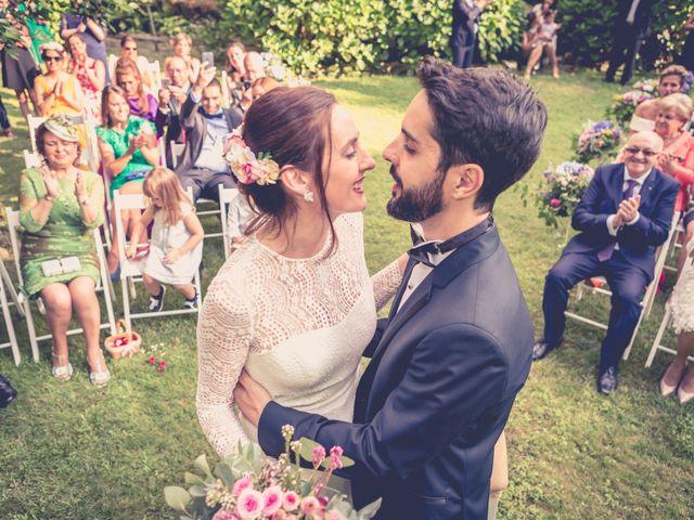 La boda de Silvia y Carlos en Santiago De Compostela, A Coruña 13