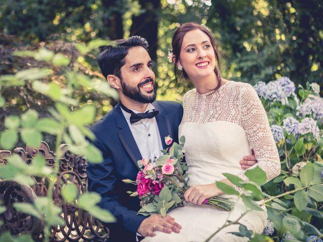 La boda de Silvia y Carlos en Santiago De Compostela, A Coruña 14
