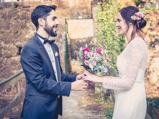 La boda de Silvia y Carlos en Santiago De Compostela, A Coruña 15