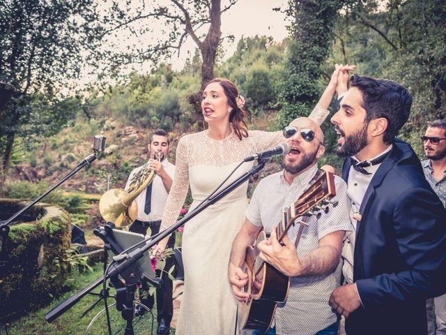 La boda de Silvia y Carlos en Santiago De Compostela, A Coruña 18