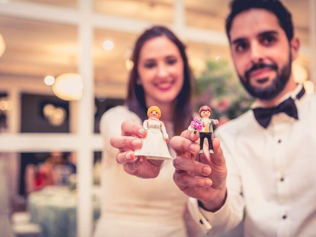 La boda de Silvia y Carlos en Santiago De Compostela, A Coruña 21