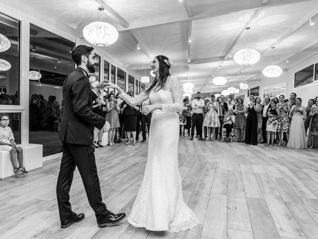 La boda de Silvia y Carlos en Santiago De Compostela, A Coruña 24