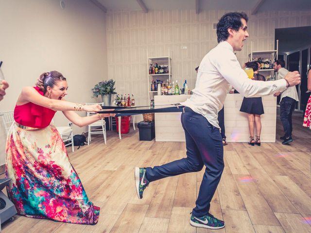 La boda de Silvia y Carlos en Santiago De Compostela, A Coruña 30