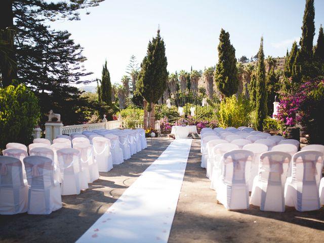 La boda de Eloy y Ana en Motril, Granada 6
