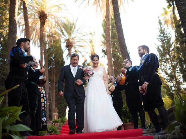 La boda de Eloy y Ana en Motril, Granada 15