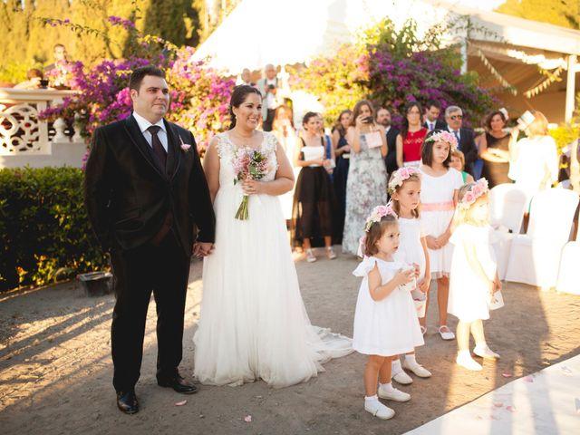 La boda de Eloy y Ana en Motril, Granada 1